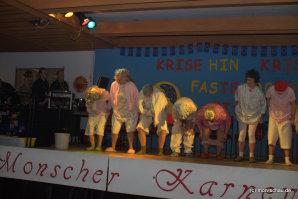 Foto der Glanzleistung unseres Müttervereins auf der Gemeinschaftssitzung